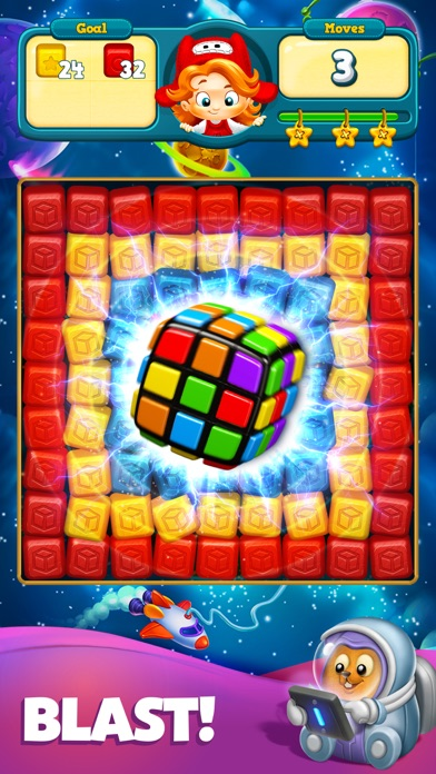 Toy Blast iphone screenshot 3