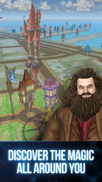 Harry Potter: Wizards Unite iphone screenshot 4