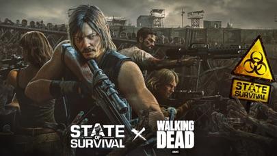 State of Survival Walking Dead iphone screenshot 1