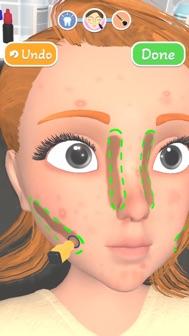 Makeover Studio 3D iphone screenshot 2