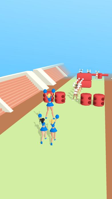 How to cancel & delete Cheerleader Run 3D 0