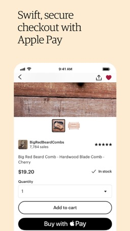 How to cancel & delete Etsy: Custom & Creative Goods 0