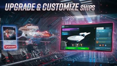 Star Trek Fleet Command iphone screenshot 2