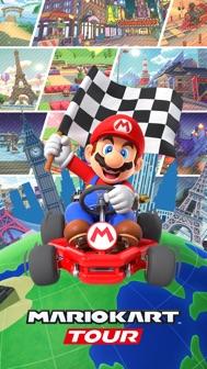 Mario Kart Tour iphone screenshot 1