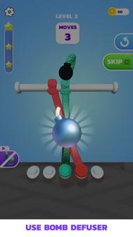 Tangle Master 3D iphone screenshot 3
