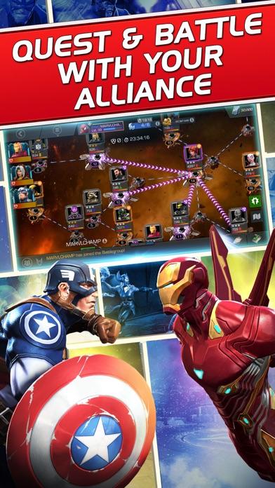 Marvel Contest of Champions iphone screenshot 2