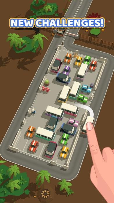 Parking Jam 3D iphone screenshot 4