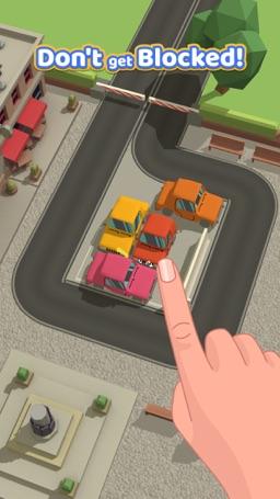 How to cancel & delete Parking Jam 3D 1