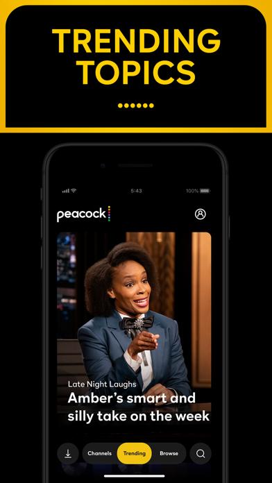 How to cancel & delete Peacock TV: Stream TV & Movies 2