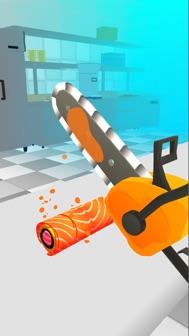 Sushi Roll 3D - ASMR Food Game iphone screenshot 4