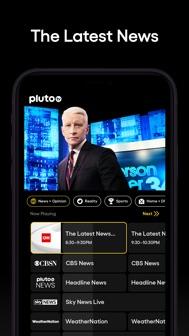 Pluto TV - Live TV and Movies iphone screenshot 3