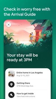 Airbnb iphone screenshot 3
