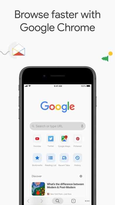 How to cancel & delete Google Chrome 3