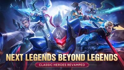 Mobile Legends: Bang Bang iphone screenshot 1