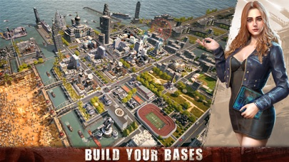 Age of Z Origins:Tower Defense iphone screenshot 1