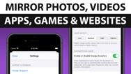 Screen Mirroring + for Roku iphone screenshot 2