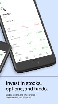Robinhood: Investing for All iphone screenshot 2