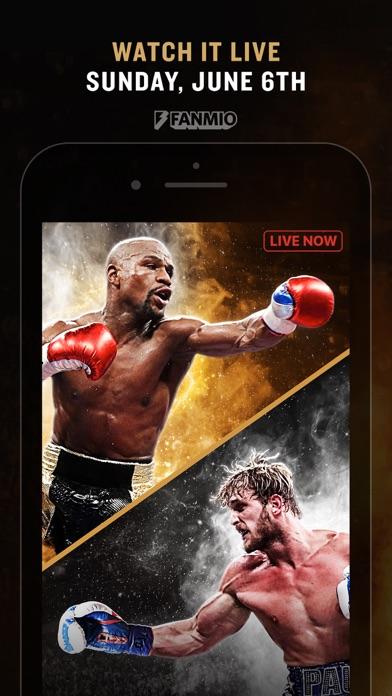 Fanmio Boxing iphone screenshot 3