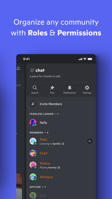 How to cancel & delete Discord - Talk, Chat & Hangout 0