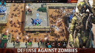 Age of Z Origins:Tower Defense iphone screenshot 3
