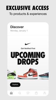 Nike iphone screenshot 3