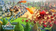 Lords Mobile: Tower Defense iphone screenshot 1