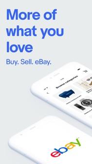 EBay marketplace - Buy & save iphone screenshot 1