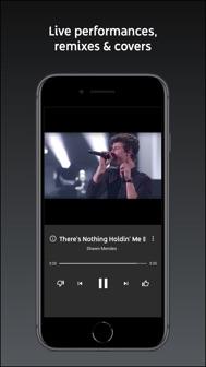 YouTube Music iphone screenshot 3