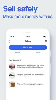 EBay marketplace - Buy & save iphone screenshot 3