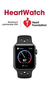HeartWatch: Heart Rate Monitor iphone screenshot 1
