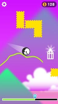 Draw The Line 3D iphone screenshot 3