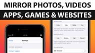 Screen Mirroring+ for Fire TV iphone screenshot 2