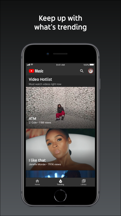 How to cancel & delete YouTube Music 3