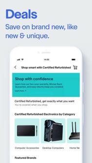 EBay marketplace - Buy & save iphone screenshot 4