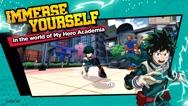 MHA: The Strongest Hero iphone screenshot 1