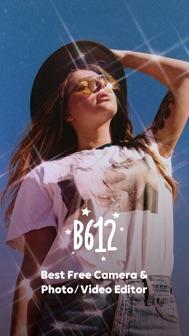 B612 Camera&Photo/Video Editor iphone screenshot 1