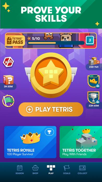 How to cancel & delete Tetris® 2