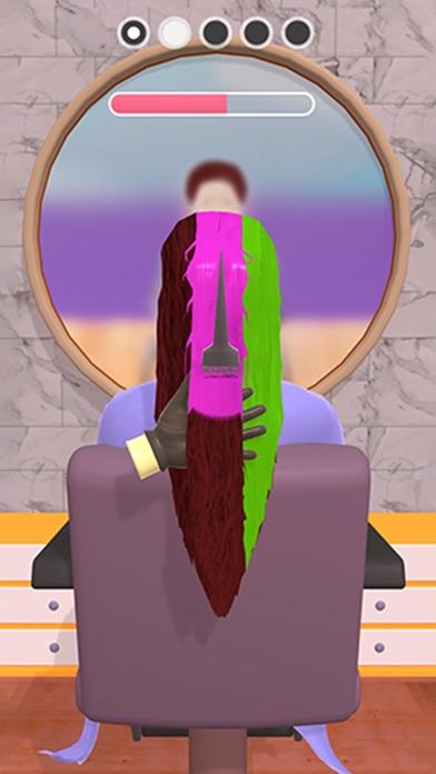 Hair Dye! iphone screenshot 4