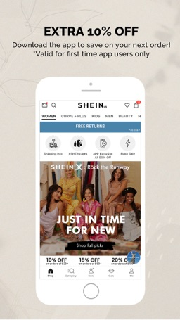 How to cancel & delete SHEIN - Online Fashion 0
