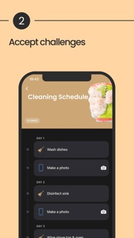 GetHabit: Motivation & Planner iphone screenshot 4