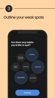 GetHabit: Motivation & Planner iphone screenshot 3