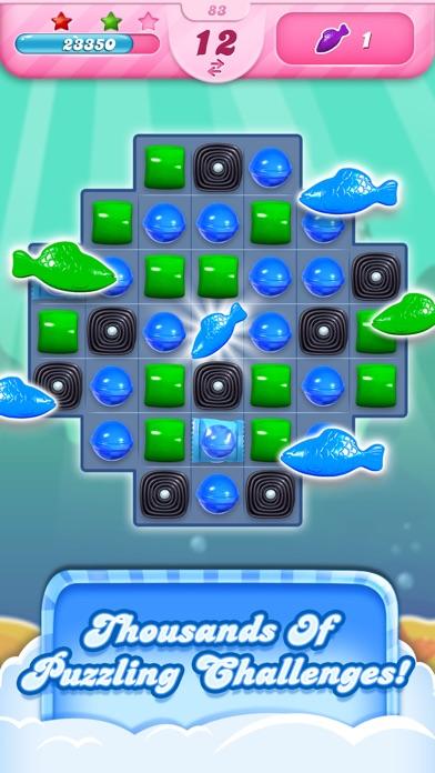 Candy Crush Saga iphone screenshot 3