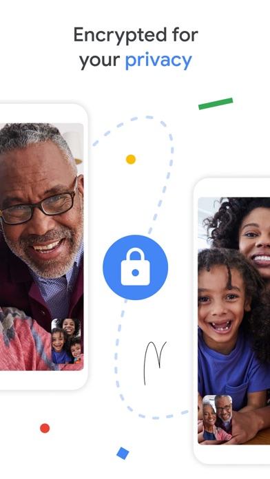Google Duo iphone screenshot 4