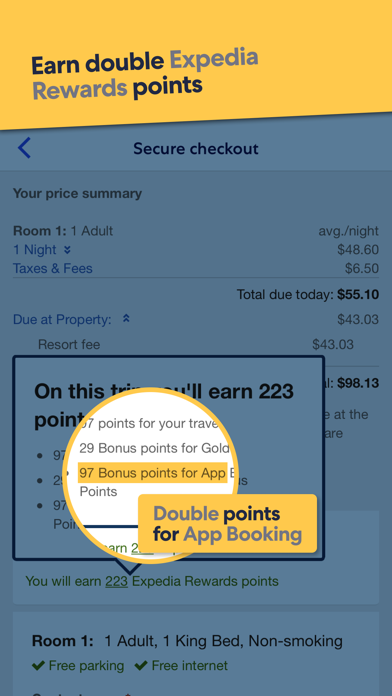 How to cancel & delete Expedia: Hotels, Flights & Car 2