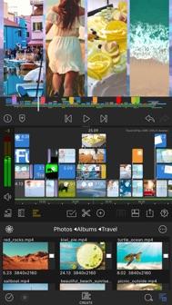 LumaFusion iphone screenshot 1