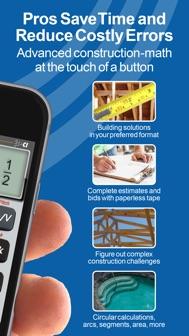 Construction Master Pro Calc iphone screenshot 2