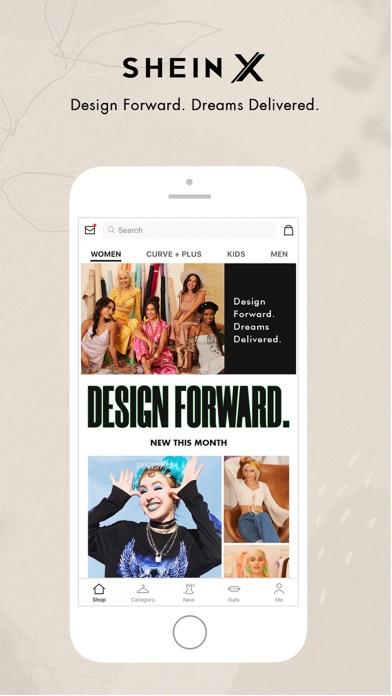 SHEIN - Online Fashion iphone screenshot 2