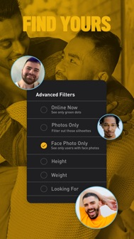 Grindr - Gay chat iphone screenshot 4