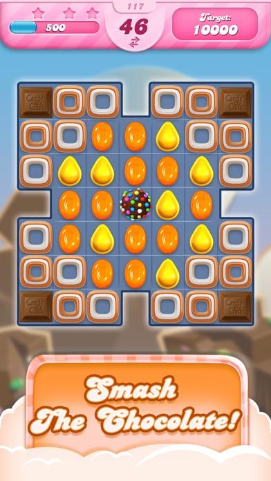 Candy Crush Saga iphone screenshot 4